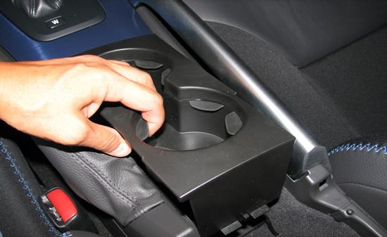 2006 volvo s60 center console removal