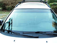 Volvo XC70 With Ultimate Wiper Blades (Click for Detail)
