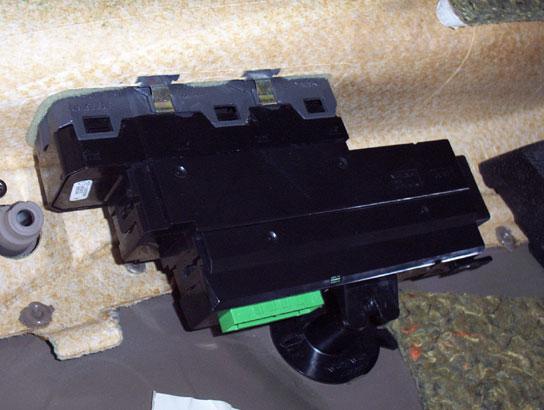 Ikkunan nostin for 01333 door control module